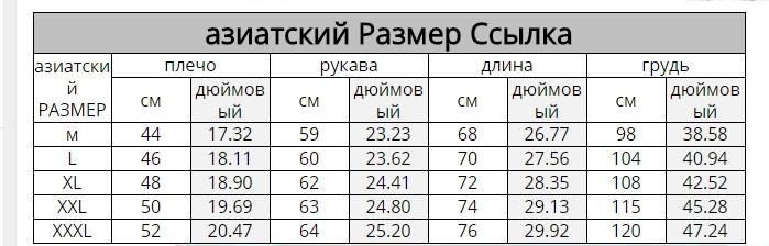 Перевод размеров одежды с китайского на русский на алиэкспресс