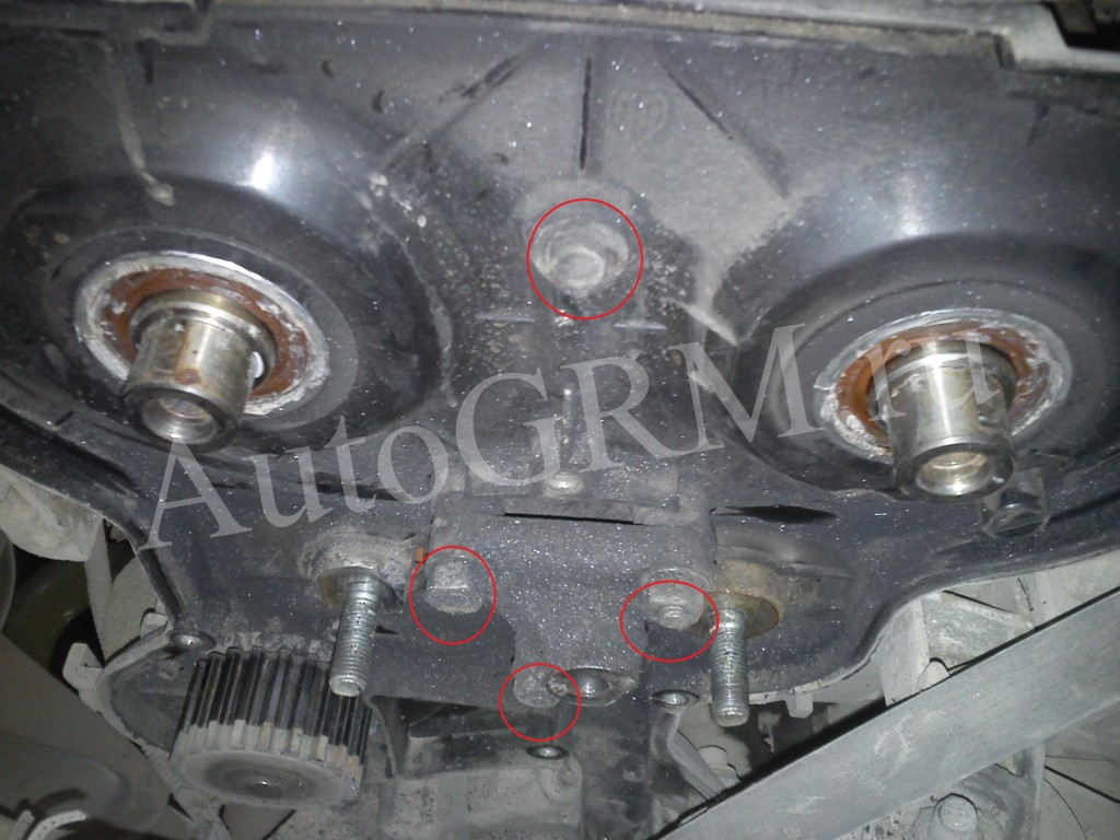Replacing the timing belt VAZ 2110 16 valves. VAZ 2110: repairs