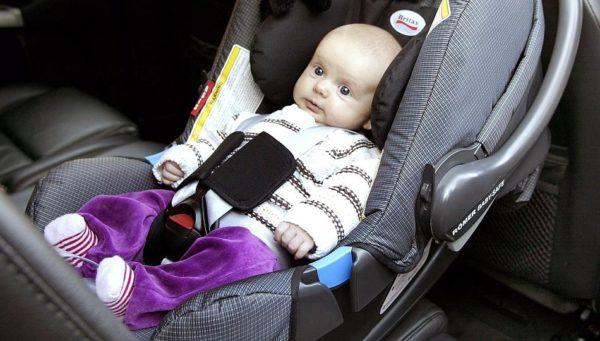 Можно ли сажать детей в автолюльку с рождения 45