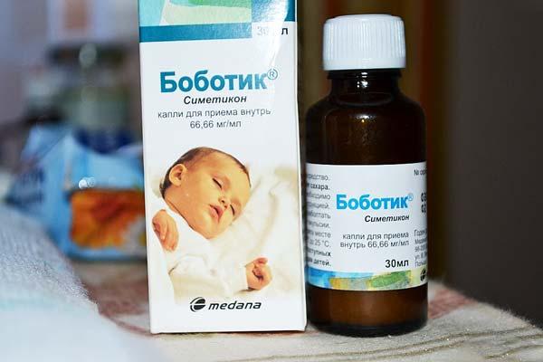 Вздутие живота у новорожденного грудничка